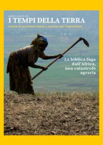 Copertina: La biblica fuga dall'Africa, una catastrofe agraria
