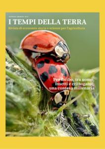 Copertina: Per il cibo, tra uomo, insetti e crittogame una contesa millenaria