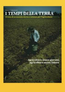 Copertina: Agricoltura senza giovani, agricoltura senza futuro